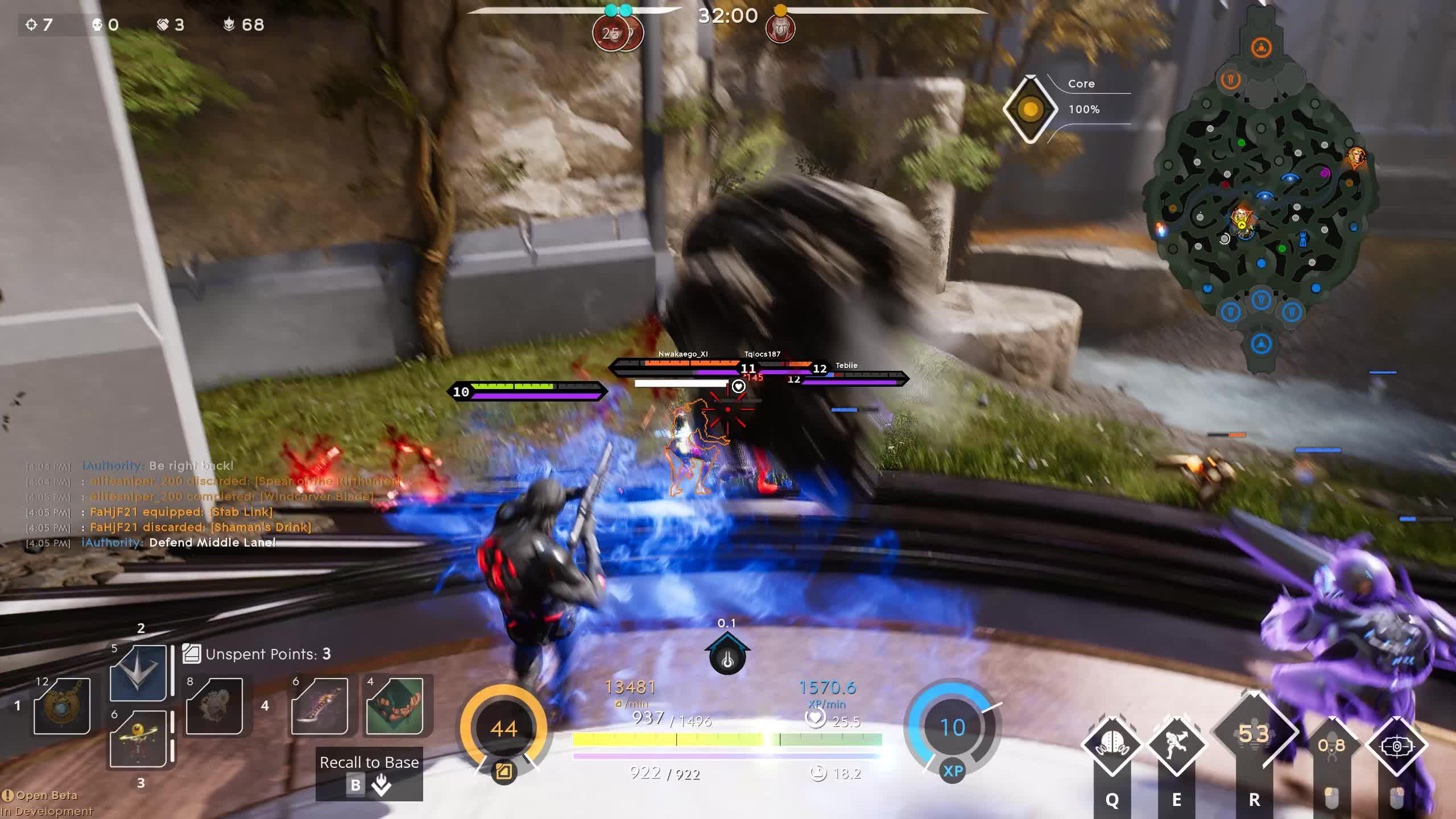 Monolith, Paragon, Wraith, Wraith Air Snipe GIFs