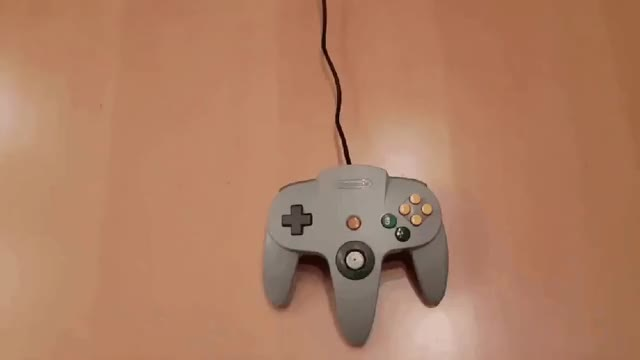 Watch How to hold an N64 controller GIF on Gfycat. Discover more related GIFs on Gfycat