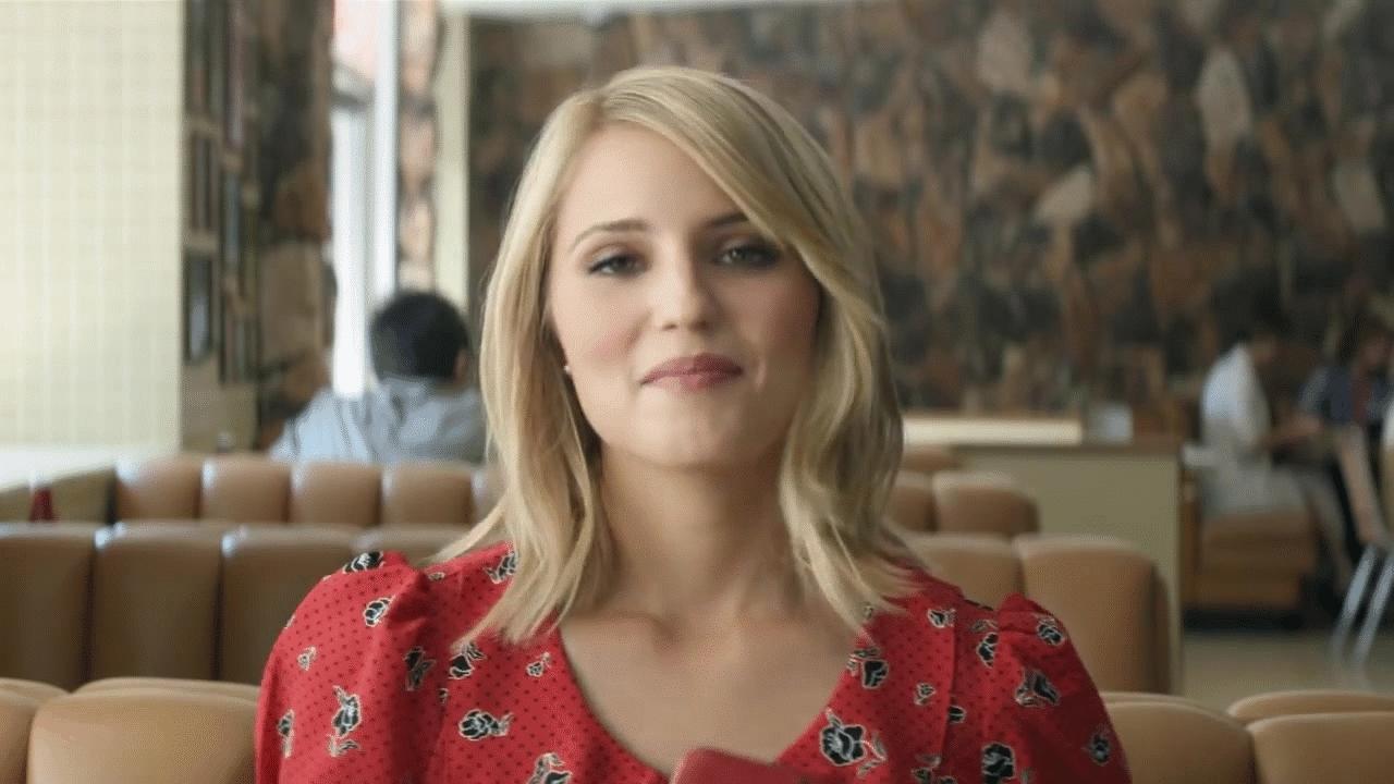 cutegirlgifs, gentlemanbonersgifs, Dianna Agron in a Nintendo commercial (reddit) GIFs