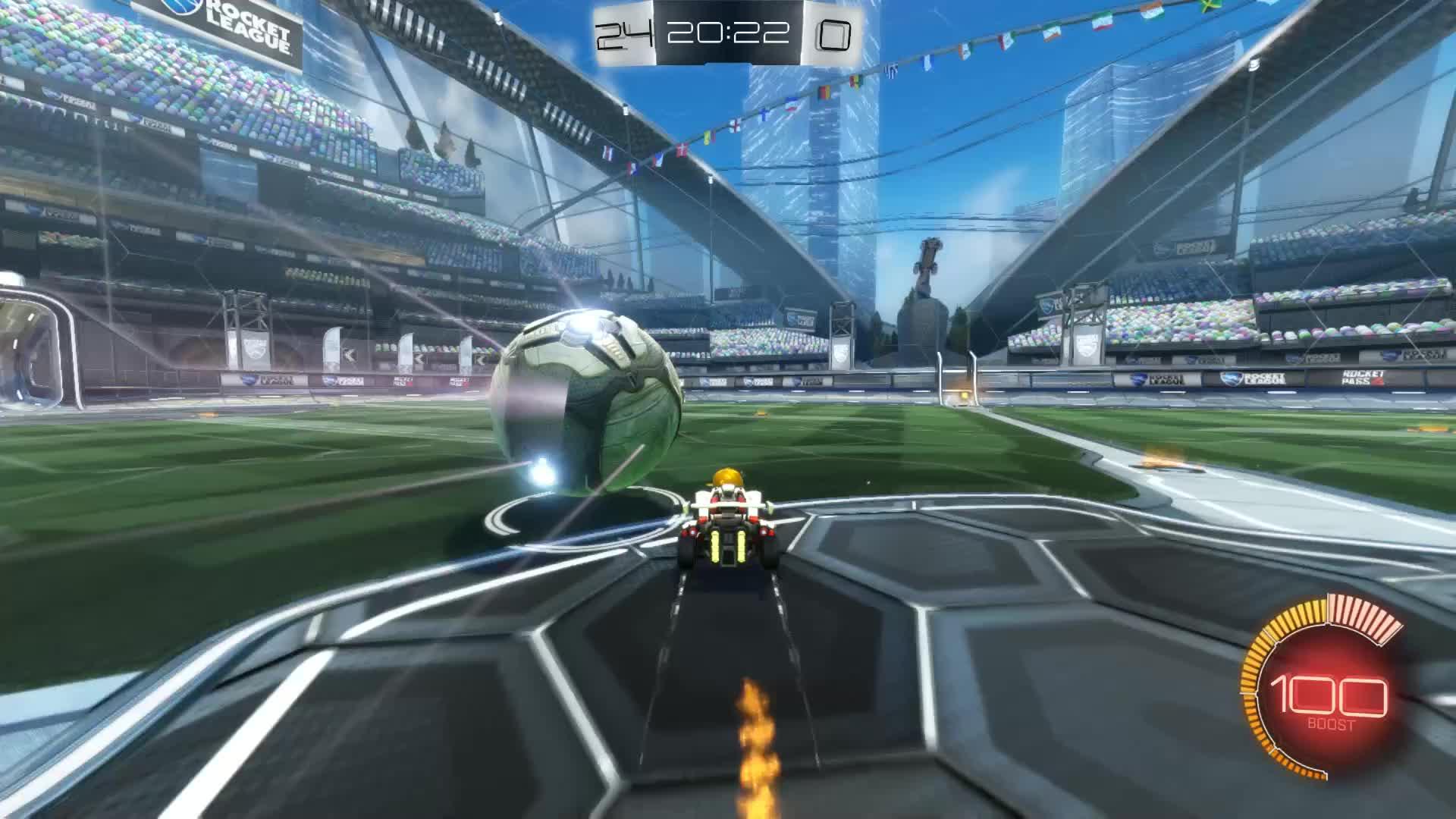Burb, Gif Your Game, GifYourGame, Goal, Rocket League, RocketLeague, Goal 1: Burb GIFs