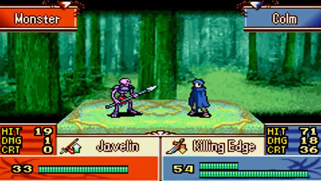 Watch Fire Emblem: The Sacred Stones Critical Hit Collection 60 FPS GIF on Gfycat. Discover more critical hit, fire emblem (video game series), fire emblem: the sacred stones (video game) GIFs on Gfycat