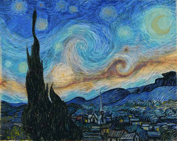 Watch and share Van Gogh GIFs on Gfycat