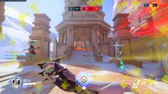 Watch and share Overwatch GIFs by thirdow on Gfycat