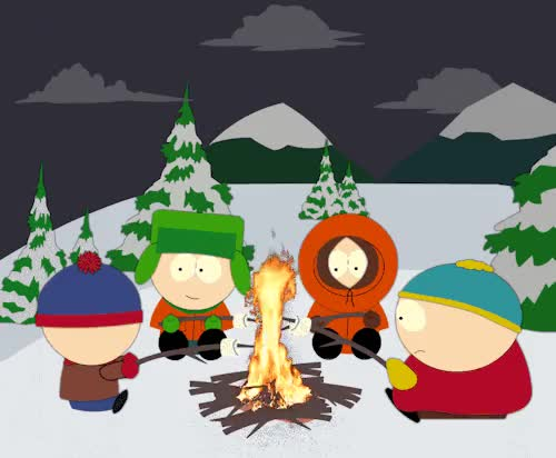 Watch and share Kenny Mccormick GIFs and Kyle Broflovski GIFs on Gfycat