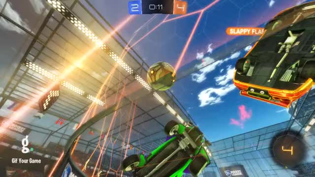 Watch Goal 7: sor GIF by Gif Your Game (@gifyourgame) on Gfycat. Discover more Gif Your Game, GifYourGame, Rocket League, RocketLeague, sor GIFs on Gfycat