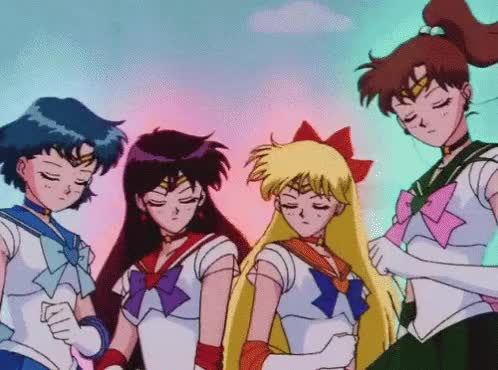 Watch Sailor Moon GIF on Gfycat. Discover more related GIFs on Gfycat