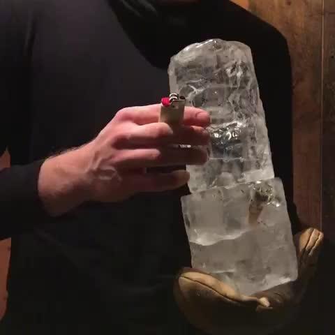 StonerEngineering, rubberducks, Honey disc turbine water pipe. (reddit) GIFs