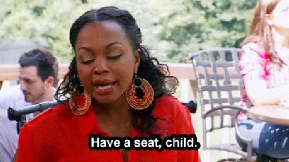 Watch have a seat, bachelorette GIF on Gfycat. Discover more phaedra parks GIFs on Gfycat