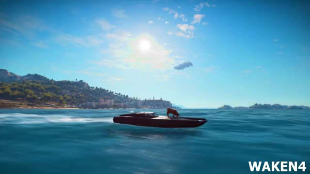 Watch Just Cause 3 Cow Surfing GIF by @waken4 on Gfycat. Discover more just cause 3, justcause, waken4 GIFs on Gfycat