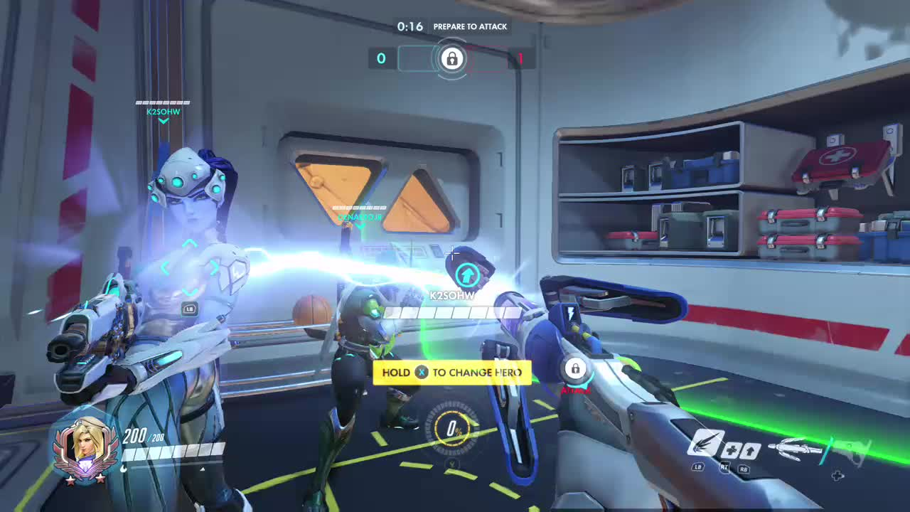 OW Throwers GIFs