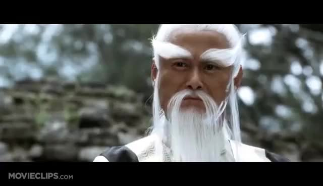 Watch and share Kill Bill: Vol. 2 (2/12) Movie CLIP - Master Pai Mei (2004) HD GIFs on Gfycat