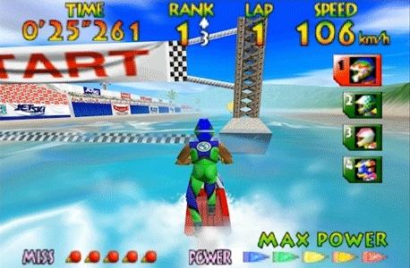 gaminggifs, Wave Race - N64 GIFs