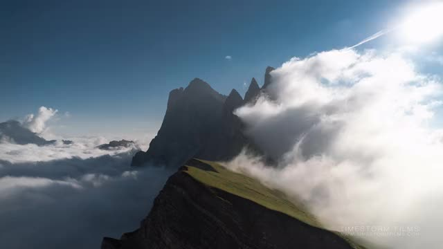 Watch this nature GIF by @peterm on Gfycat. Discover more 4K, 4k, 8K, 8k, alps, dolomiten, dolomites, mountains, nature, südtirol, timelapse, uhd, zeitraffer GIFs on Gfycat