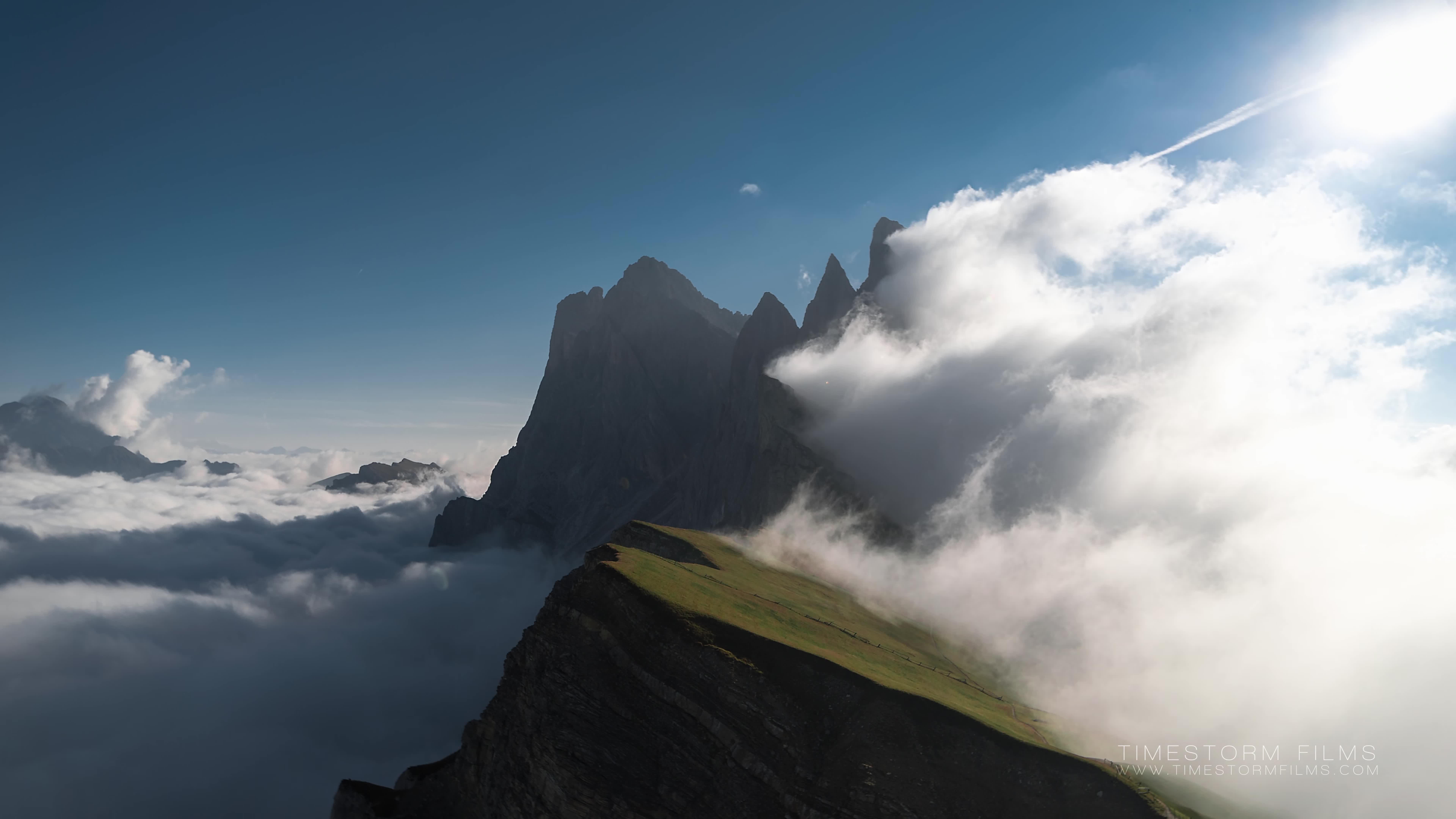 4K, 4k, 8K, 8k, alps, dolomiten, dolomites, mountains, nature, südtirol, timelapse, uhd, zeitraffer, SUMMER | DOLOMITES 8K TIMELAPSE GIFs