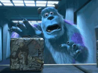 Watch and share Sulley GIFs on Gfycat