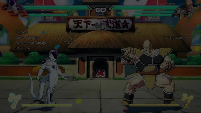 Watch and share DBFZ Clip 3 GIFs by EventHubs on Gfycat