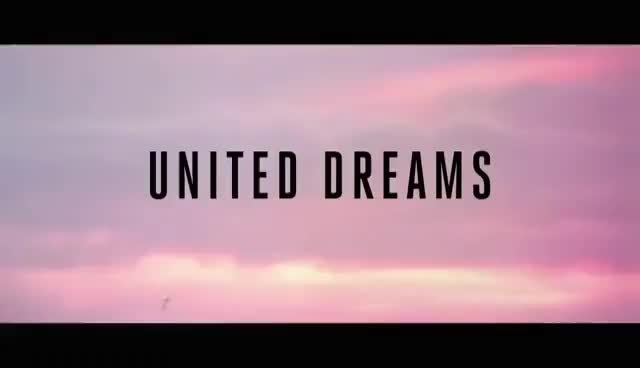 Watch United Dreams - The New Feminine Fragrance Collection (English) GIF on Gfycat. Discover more related GIFs on Gfycat