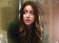 Watch and share Chloe Bennet GIFs on Gfycat