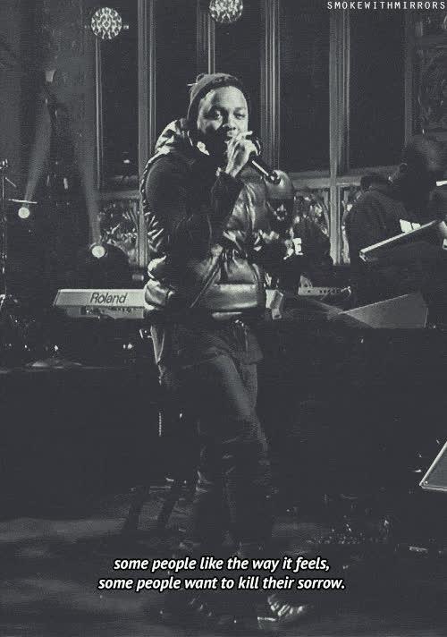 Kendrick Lamar - Swimming Pools GIFs