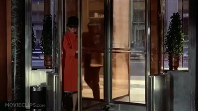 Watch Breakfast at Tiffany's (5/9) Movie CLIP - Ten Dollars at Tiffany's (1961) HD GIF by the big bang theory (@maxper) on Gfycat. Discover more breakfast at tiffany's, breakfast at tiffany's clip, breakfast at tiffany's song GIFs on Gfycat
