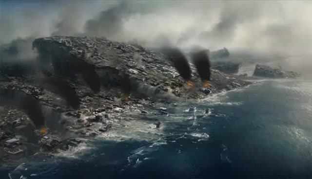 Watch and share Apocalyptic Animated Wallpaper Http://www.desktopanimated.com GIFs on Gfycat