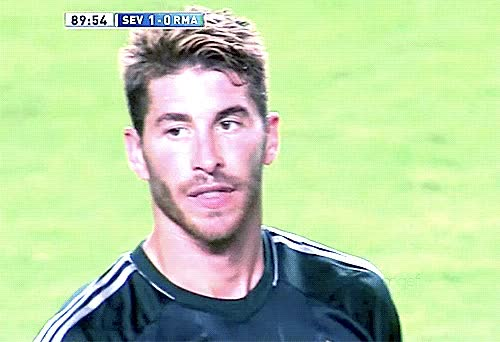 Watch and share Sergio Ramos GIFs on Gfycat