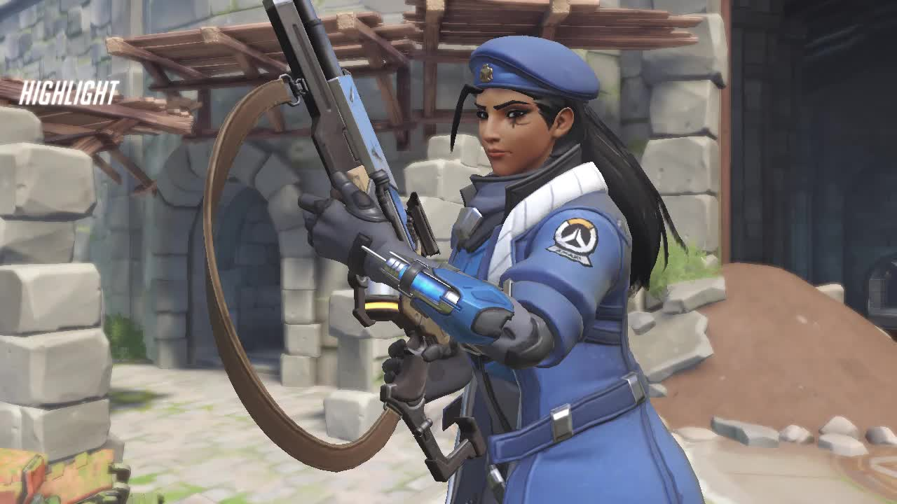 highlight, overwatch, Ultimate BM GIFs