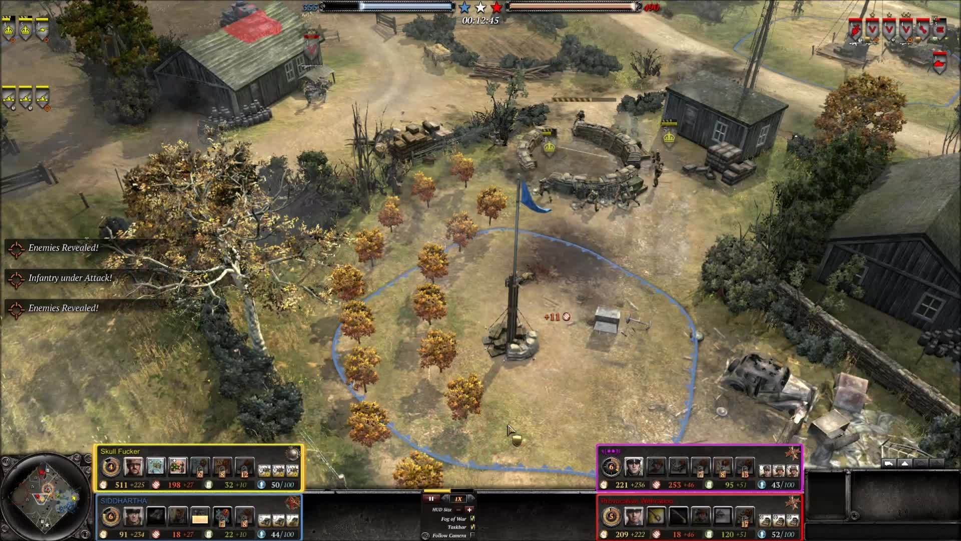 CompanyOfHeroes, companyofheroes, How to deal with bofors spam GIFs