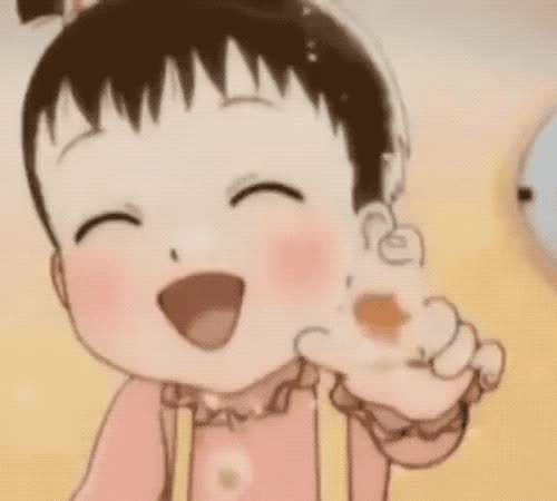 Watch 笑 (lol) 子供 アニメ GIF by @chikaya.takahashi on Gfycat. Discover more related GIFs on Gfycat