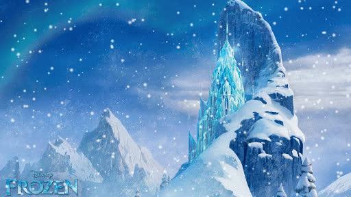 Frozen GIFs