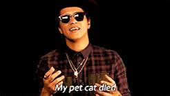 Watch and share Breaks Bad News GIFs and Bruno Mars GIFs on Gfycat