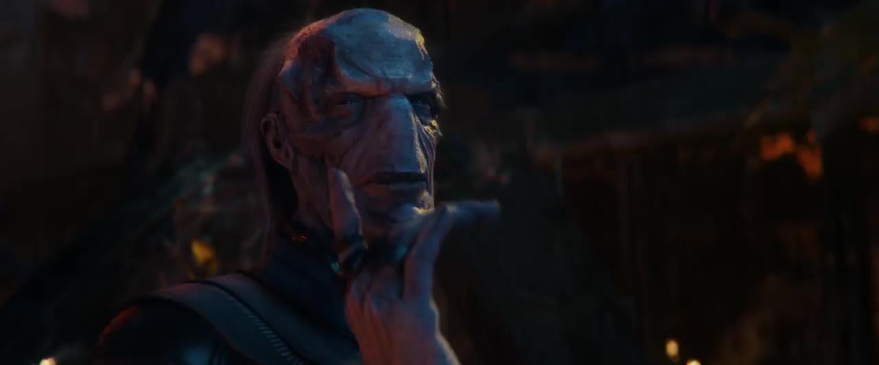 avengers infinity war, shhh, Infinity War - Trailer 2 Gifs 17 GIFs