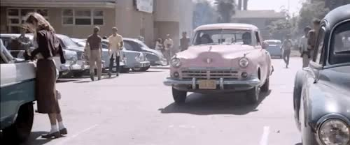 Watch Go grease lightning. GIF on Gfycat. Discover more film, films, grease, greased lightning, greaseistheword, movie, moviescenes, old school, pinkladies, quotes, rizzo, sandy and danny GIFs on Gfycat