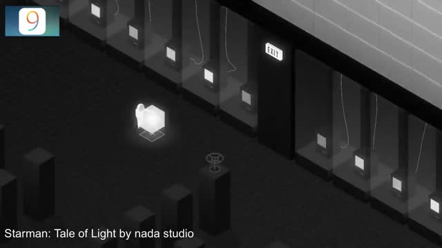 Watch Starman: Tale of Light | IOS | Game Trailer GIF on Gfycat. Discover more related GIFs on Gfycat