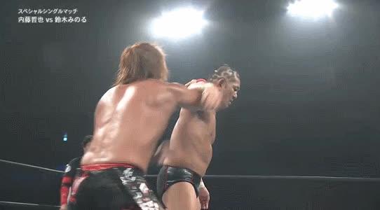 LARIATOOOO!!, LARIATOOOO!! - DESTINOOOOOOOO!! #NJPW #njdest GIFs