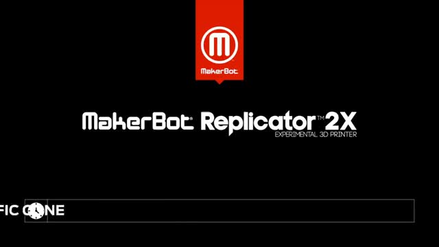 Watch The MakerBot Replicator 2X - Timelapse: Traffic Cone GIF on Gfycat. Discover more Makerbot, affordable, experimental, r2x, replicator, timelapse GIFs on Gfycat