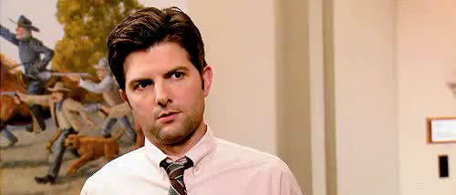 Watch Andy dwyer GIF on Gfycat. Discover more adam scott GIFs on Gfycat
