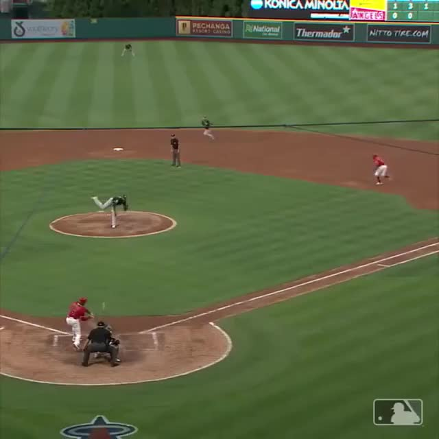 Watch and share Throw Of The Year GIFs and Ramon Laureano GIFs on Gfycat
