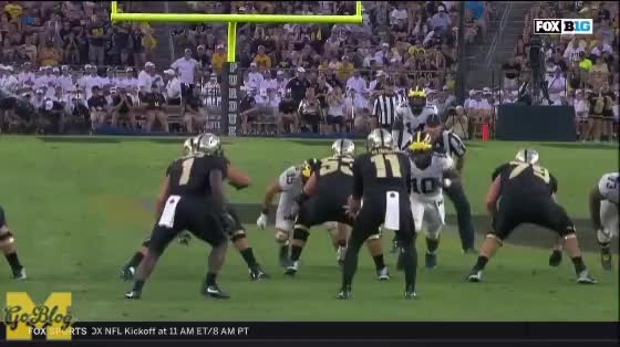Watch and share Maurice Hurst GIFs and David Blough GIFs by MGoBlog on Gfycat