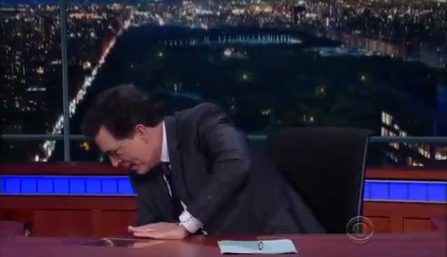 Watch Colbert calculator GIF on Gfycat. Discover more related GIFs on Gfycat