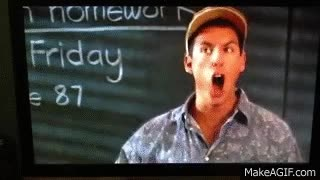 Watch and share Billy Madison Spelling Bee GIFs on Gfycat