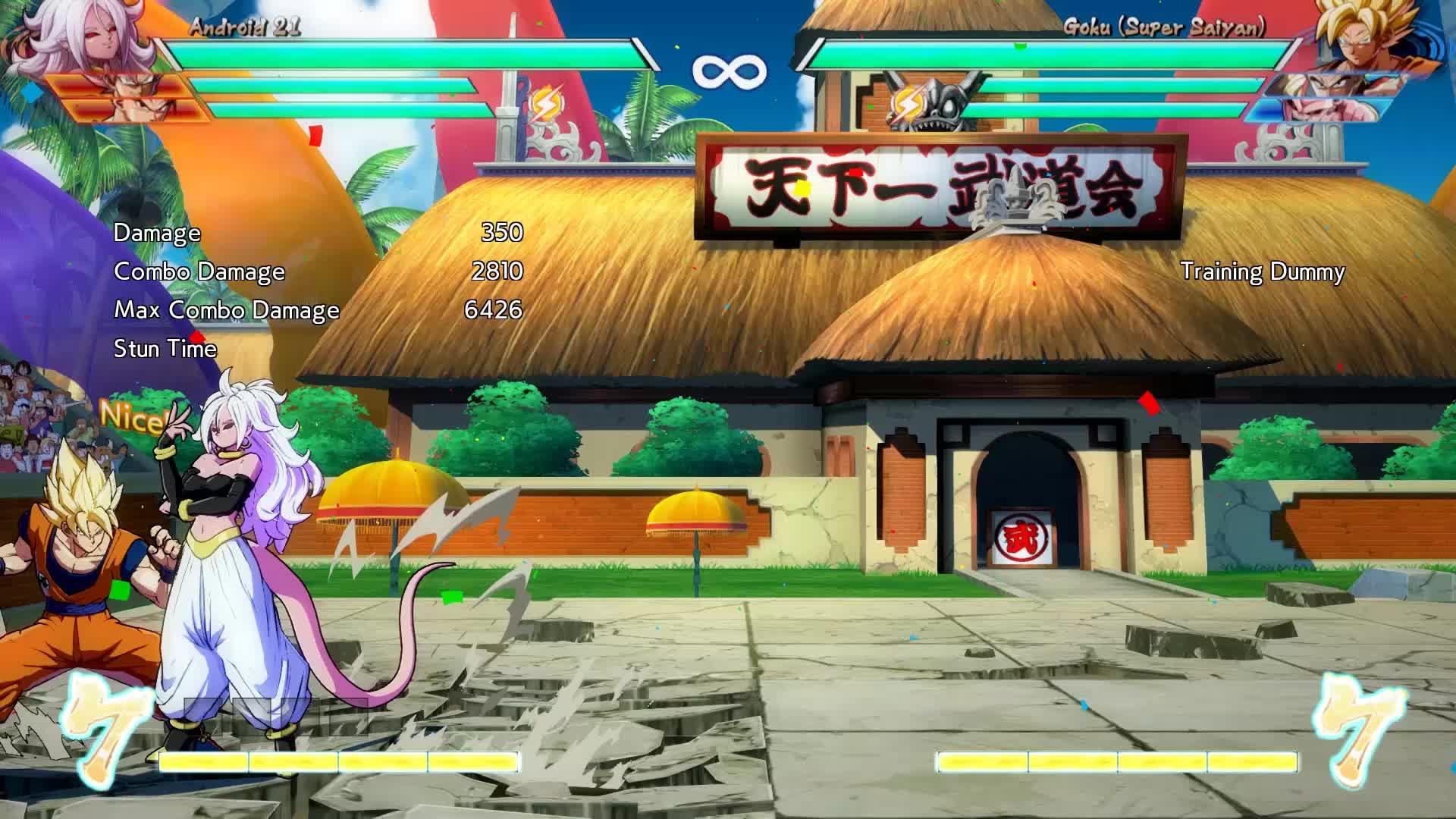 Dragon Ball FighterZ, dbfz, Neat GIFs