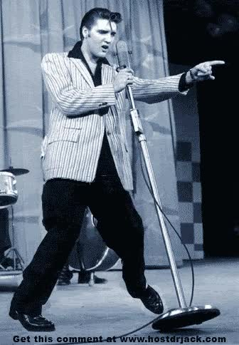 Watch and share Elvis Shake A Legs Animation Pictures, Images & Photos | Photobucket GIFs on Gfycat