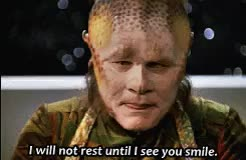 Watch and share Star Trek GIFs and Talaxian GIFs on Gfycat