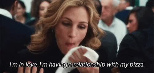 Watch and share Julia Roberts GIFs and Pizza GIFs on Gfycat
