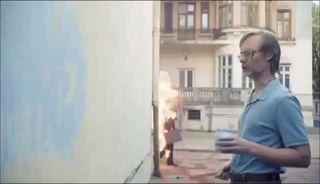Watch and share Hornbach Werbung Frühling 2016 GIFs on Gfycat