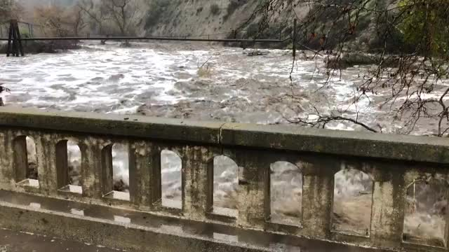 Watch and share SR-74 Just East Of The Cranston Fire Station. The San Jacinto River Crosses ... GIFs on Gfycat