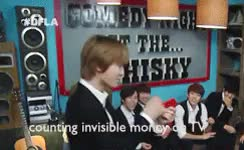 Watch you and me are one GIF on Gfycat. Discover more DFLA, cutest robber ever, infinite, sungjong GIFs on Gfycat