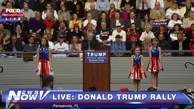 Watch and share Donald Trump Rally GIFs by 3mmanu3 on Gfycat