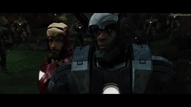 Watch this iron man GIF on Gfycat. Discover more don cheadle, iron man, iron man 2, iron man 3, ivan vanko, james rhodes, marvel, pepper potts, scene, tony stark, war machine, whiplash GIFs on Gfycat
